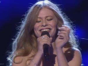 Zoë Straub (Austria) (@ Eurovision Song Contest 2016)